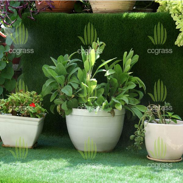 چمن مصنوعی برای گلخانه